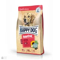 Happy Dog Naturcroq Active Adult, корм для собак с активным образом жизни