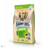 Happy Dog Naturcroq Lamb & Rice, корм для собак с ягненком и рисом