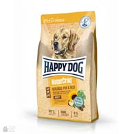 Happy Dog Naturcroq Poultry & Rice, корм для собак с курицей и рисом