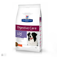 Hill's Prescription Diet Canine i/d Digestive Care Low Fat, корм для собак с болезнями ЖКТ