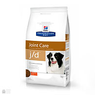 Hill's Prescription Diet Canine j/d Joint Care, корм для собак с заболеваниями суставов
