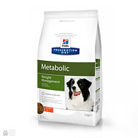 Hill's Prescription Diet Canine Metabolic, корм для собак для снижения веса