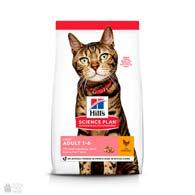 Hill's Science Plan Adult Light, корм для кошек для поддержки веса