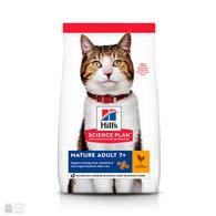 Hill's Science Plan Mature Adult 7+, корм для кошек старше 7 лет