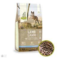 Isegrim Lamb Adult Steppe, корм для взрослых собак с ягненком
