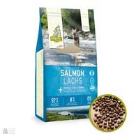 Isegrim Salmon Junior River, корм для щенков с лососем