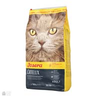 Корм для котов для вывода шерсти Josera Catelux