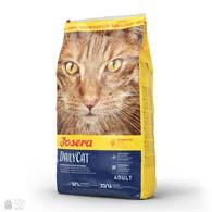 Josera Dailycat, беззерновой корм для котов с домашней птицей