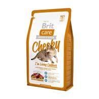 Brit Care Cheeky I am Living Outdoor, корм для кошек, живущих на улице
