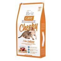 Brit Care Cheeky I am Living Outdoor 7 кг, корм сухой для кошек, живущих на улице