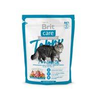 Фото корма для кошек крупных пород Brit Care Tobby I am a Large Cat 0,4 кг