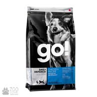 GO! Daily Defense Chicken Recipe, корм для взрослых собак и щенков
