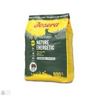 Фото упаковки сухого корма для собак Josera Nature Energetic 0,9 кг
