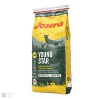 Josera Young Star, корм для щенков с чувствительным пищеварением