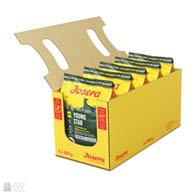 Фото упаковки сухого корма для щенков Josera Young Star 5 x 0.9 кг