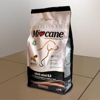 Morando Miocane Adult Mini 0.3 с ягненком и рисом 1,5 кг, корм для собак малых пород
