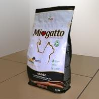 Morando Miogatto Adult 0.2 с курицей и рисом, корм для кошек