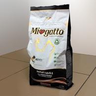 Morando Miogatto Hairball Light 0.5, корм для вывода шерсти у кошек