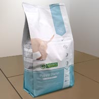 Фото упаковки корма для щенков Natures Protection Puppy Starter 2 кг