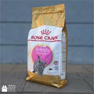 Фото упаковки корма для котят Royal Canin KITTEN BRITISH SHORTHAIR 2 кг