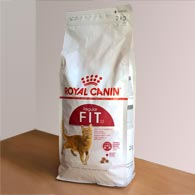 Royal Canin Fit 2 кг, корм для кошек старше 1 года с доступом на улицу