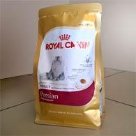 Старая упаковка корма для взрослых кошек-персов Royal Canin PERSIAN ADULT 400 грамм