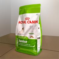 Royal Canin X-Small Junior, корм для щенков мелких пород