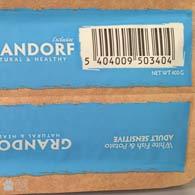 Производитель сухого корма для кошек Grandorf White Fish & Potato Adult Sensitive