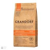 Упаковка корма для щенков всех пород Grandorf Lamb & Rice Junior All Breeds 12 кг