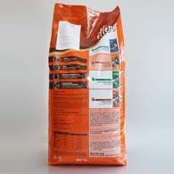 Тыльная сторона упаковки корма для взрослых собак Better Adult 20 кг