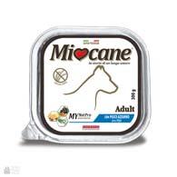 Morando Miocane Adult с рыбой, консервы для собак