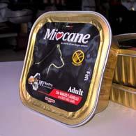 Morando Miocane Adult с говядиной и ягнятиной 150 г, консервы для собак