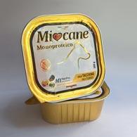 Morando Miocane МОНОПРОТЕИН с индейкой 300 г, консервы для собак