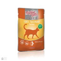 Miglior Gatto Unico Turkey Mousse, консервы для кошек с индейкой
