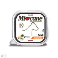 Morando Miocane Adult с курицей и морковью, консервы для собак