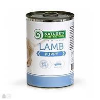 Nature's Protection Puppy Lamb, консервы для щенков