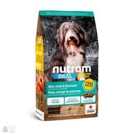 Nutram I20 Ideal Solution Support Skin, Coat & Stomach, корм для собак с чувствительным пищеварением