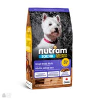 Nutram S7 Sound Balanced Wellness Small Breed Adult, холистик корм для собак мелких пород