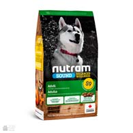 Nutram S9 Sound Balanced Wellness Adult Lamb, холистик корм c ягненком для собак