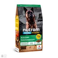 Nutram T26 Total Grain Free Lamb & Lentils Dog, беззлаковый холистик корм для собак с ягненком и чечевицей