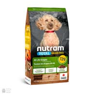 Nutram T29 Total GF Lamb Small Dog, беззерновой холистик корм для собак мелких пород с ягненком