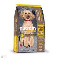 Nutram T29 Total GF Lamb Small Dog, беззлаковый холистик корм для собак мелких пород с ягненком