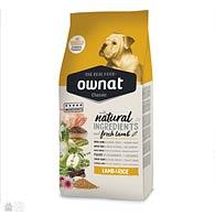 Ownat Classic Lamb & Rice Dog, корм для собак, с ягненком и рисом