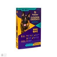 Palladium Golden Defence, противопаразитарные капли на холку для собак весом от 20 до 30 кг