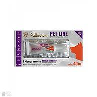 Palladium Pet Line №1, капли от блох и клещей для собак весом свыше 40 кг