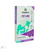 Palladium Pet Line №1, капли от блох и клещей для собак весом 4-10 кг