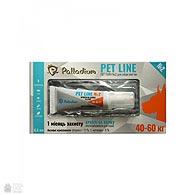 Palladium Pet Line №2, капли от блох и клещей для собак весом 40-60 кг