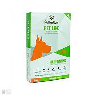 Pet Line №3, противопаразитарный ошейник для собак, 70 см