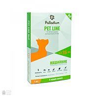 Pet Line №3, противопаразитарный ошейник для собак малых пород, 35 см