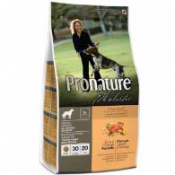 Pronature Holistic Adult Duck&Orange, беззлаковый холистик корм для собак